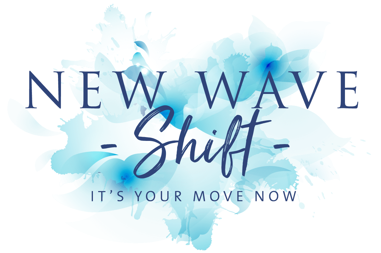 New Wave Shift Banner Logo