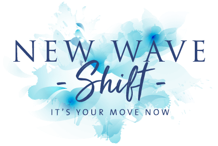 New Wave Shift Footer Logo